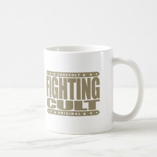 FIGHTING CULT - Savage Mixed Martial Arts Fanatics Coffee Mug