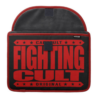 FIGHTING CULT - Savage Mixed Martial Arts Fanatics Sleeve For MacBook Pro