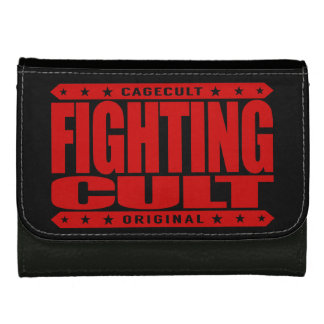 FIGHTING CULT - Savage Mixed Martial Arts Fanatics Wallets For Women