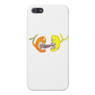 fighting fish iPhone 5 cases