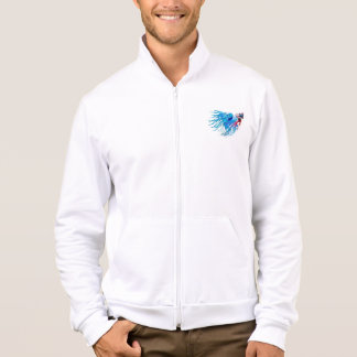 fighting fish jacket