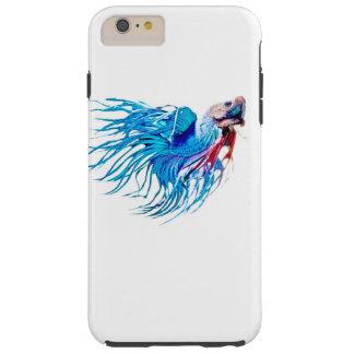 fighting fish tough iPhone 6 plus case