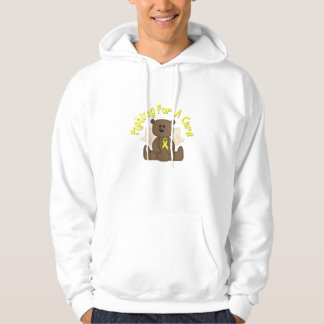 Fighting For A Cure Hoodie