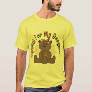 Fighting for my daughter (girl bear) T-Shirt