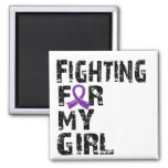 Fighting For My Girl Chiari Malformation 21 Magnet