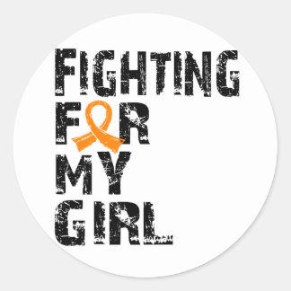 Fighting For My Girl Leukemia 21 Stickers