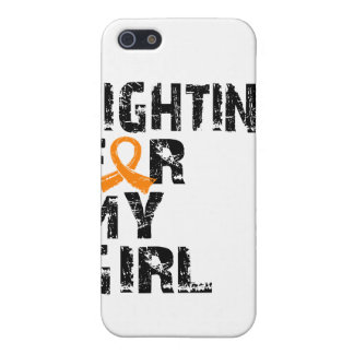 Fighting For My Girl MS 21 iPhone 5 Case