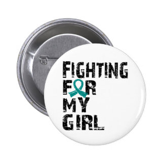 Fighting For My Girl PCOS 21 Pin