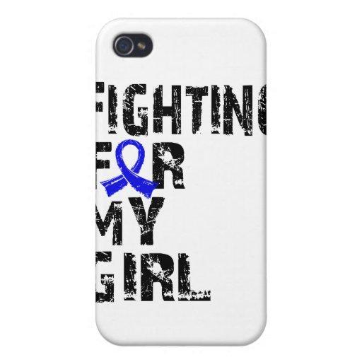Fighting For My Girl Rheumatoid Arthritis 21 iPhone 4 Cases
