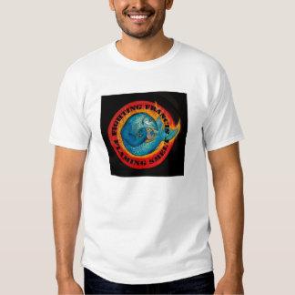 Fighting Francis - Flaming Smelt Shirt