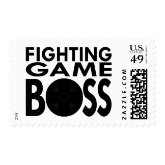 Fighting Game Boss Postage