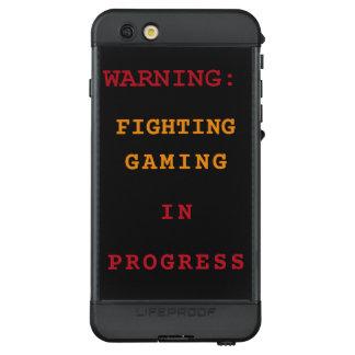 Fighting Gaming In Progress LifeProof NÜÜD iPhone 6s Plus Case