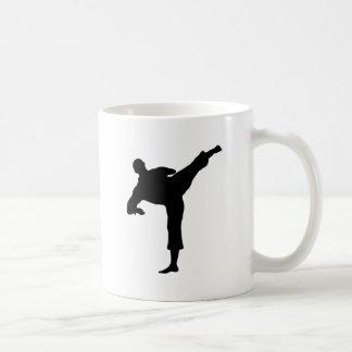 Fighting hereditary lacquer coffee mug