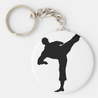 Fighting hereditary lacquer keychain