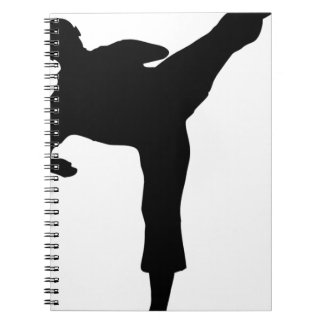 Fighting hereditary lacquer notebook