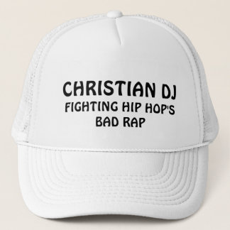 Fighting Hip Hop's bad Rap Trucker Hat