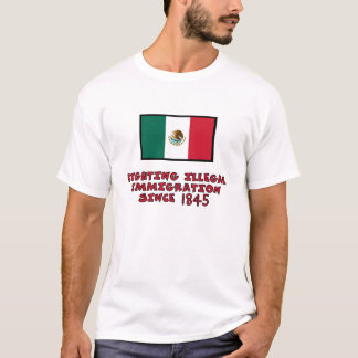 Fighting Immigration T-Shirt