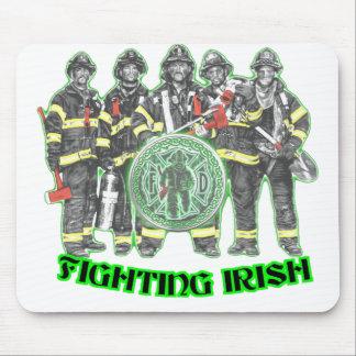FIGHTING IRISH-1 MOUSE PAD