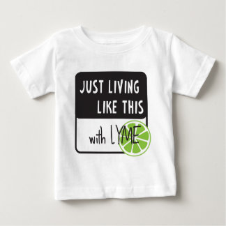 Fighting LYME disease Baby T-Shirt