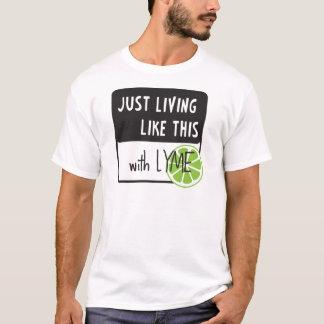 Fighting LYME disease T-Shirt