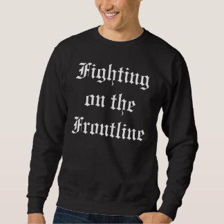 Fighting on the Frontline Longsleeve-T Sweatshirt