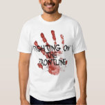 Fighting on the Frontline Tees
