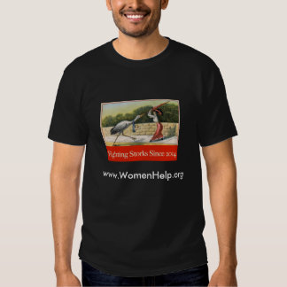 Fighting Storks Since 2014 Tee Shirt