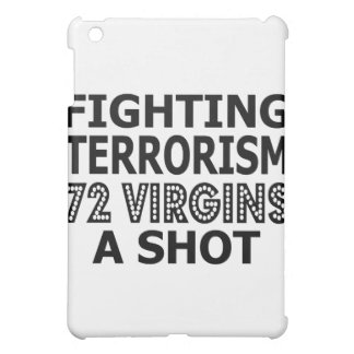 Fighting Terrorism By Virgins iPad Mini Cover