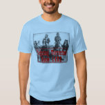 fighting terrorism since 1492 t-shirt