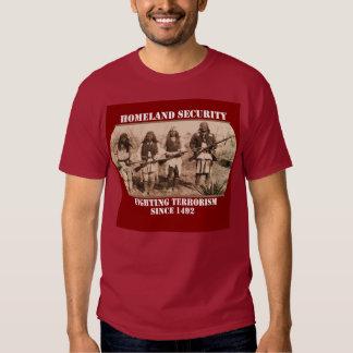 Fighting Terrorism since 1492 Tee Shirt
