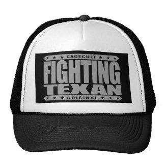FIGHTING TEXAN - I'm Proud, Conservative Gun Owner Trucker Hat