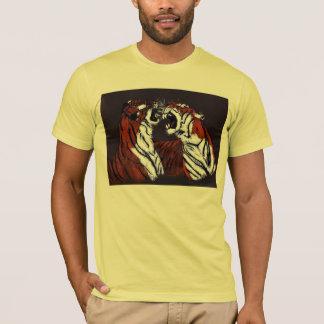 fighting tigers T-Shirt