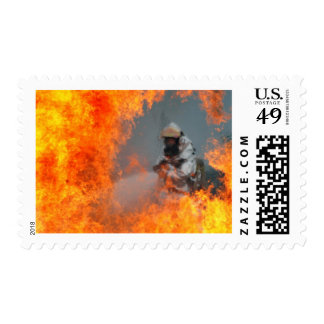 Fighting Wildfires Postage