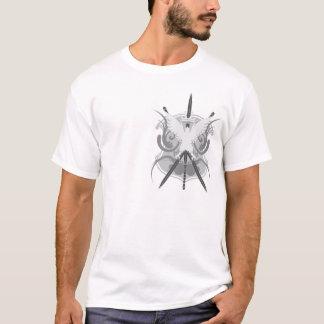 FightingSpirit GrayScale - Ladies T-Shirt