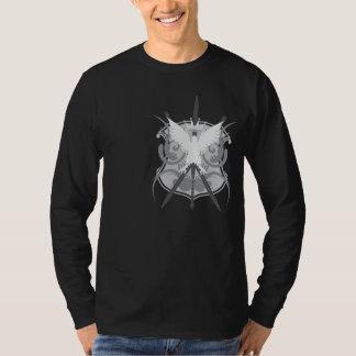 FightingSpirit GrayScale Long Sleeve T-Shirt