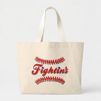 Fightin's Red Lace Original Bag