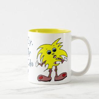 FiGiTs Color Filled Mug