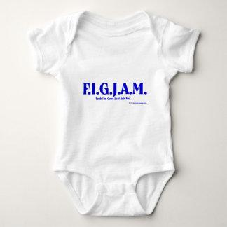 FIGJAM - BLUE TSHIRTS