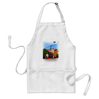 Figlio's Restaurant, Country Club Plaza, KC Adult Apron