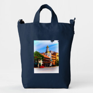 Figlio's Restaurant, Country Club Plaza, KC Duck Bag