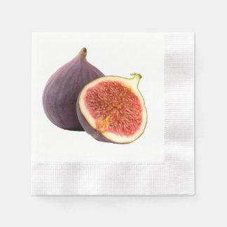 """Figs"" design paper napkins"