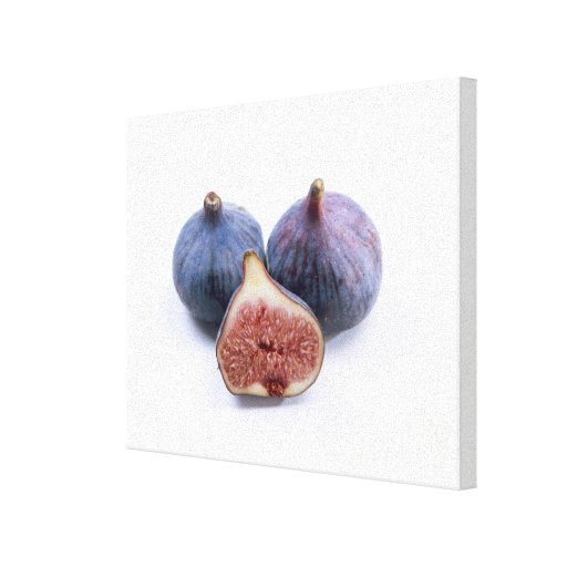 Figs For use in USA only.) Canvas Print