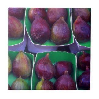 Figs in Boxes Ceramic Tiles