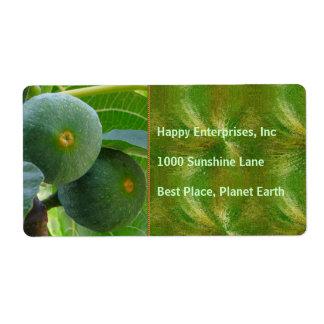Figs Label