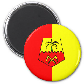 Figuig, Morocco 2 Inch Round Magnet