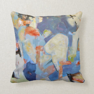 Figura abstracta almohada