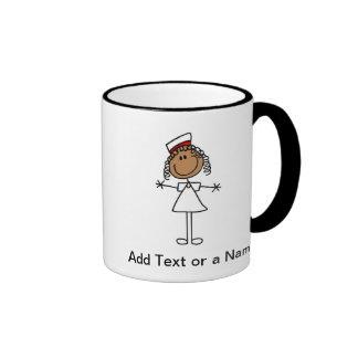 Figura afroamericana camisetas y regalos del palil taza