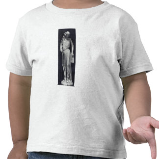 Figura alegórica de la sinagoga camisetas