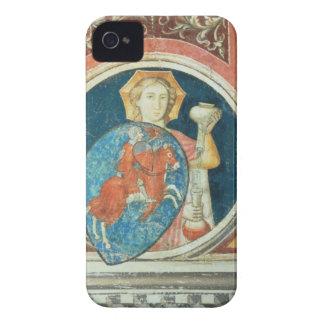 Figura alegórica de la templanza, uno de varios d iPhone 4 carcasas