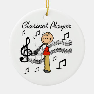 Figura camisetas y regalo masculinos del palillo d ornamento para arbol de navidad